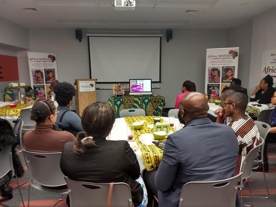 Club Affaires Femmes Afro-Caribéennes QC