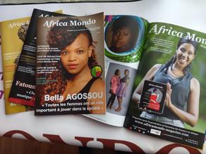 Abonnez-vous à Africa Mondo Magazine