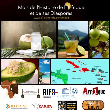 Une semaine placée sous le signe des connexions culturelles africaines et afro-caribéennes