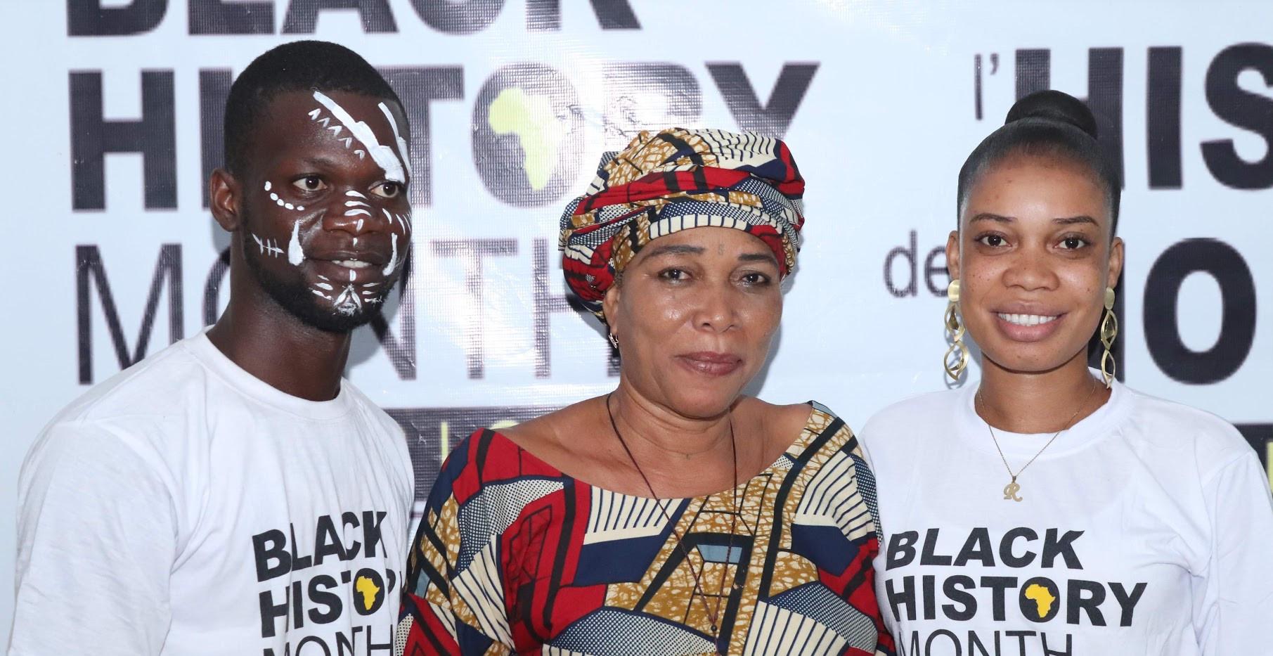 Black History Month Benin, Février 2020