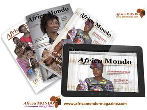 Africa Mondo Magazine célèbre sa première année d'existence