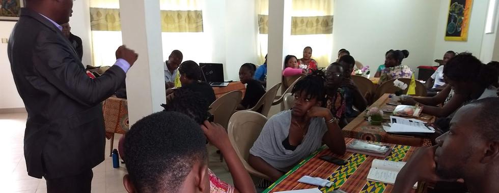 Formation Africa Mondo Bénin, tourisme mémoriel, reconnexion entre Africains et Afro-descendants