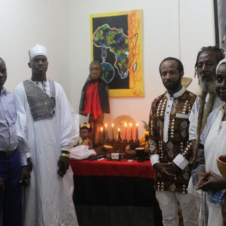 Africa Mondo fête Kwanzaa au Bénin