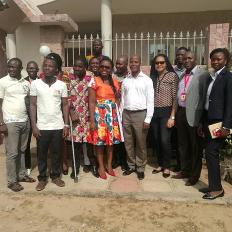 Causerie sur la gouvernance locale à Hunger Project Bénin
