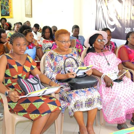 Réunion de préparation à J-7 du Mois de l'Histoire des Noirs Afrique, en République du Bénin