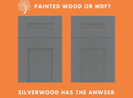 Painted Wood or MDF?