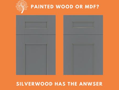 Painted Wood or MDF?
