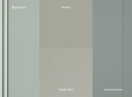 2020 Kitchen Colour Trends