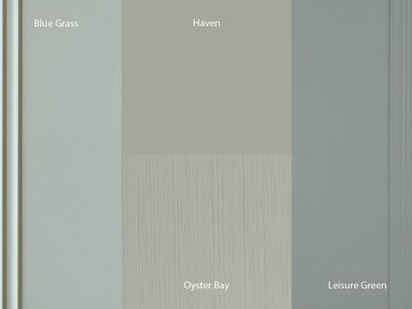 2020 Kitchen Colour Trends