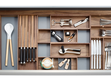 Drawer Storage Options