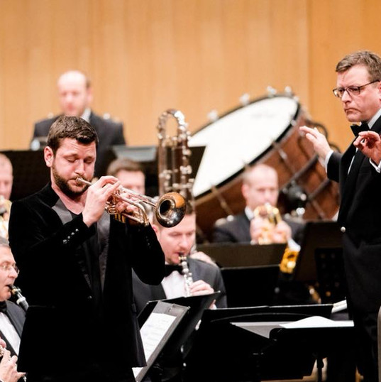 with Musikkorps der Bundeswehr | 2018