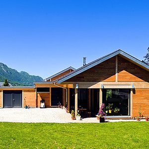 Maison bois Chambéry