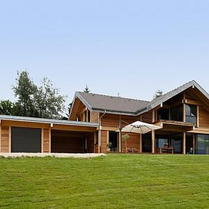 Maison bois Lac d'Aiguebelette