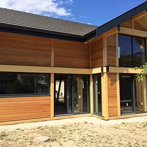 Maison bois Aix Les Bains (73)