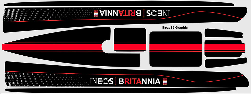 DF65 INEOS Britannia #58