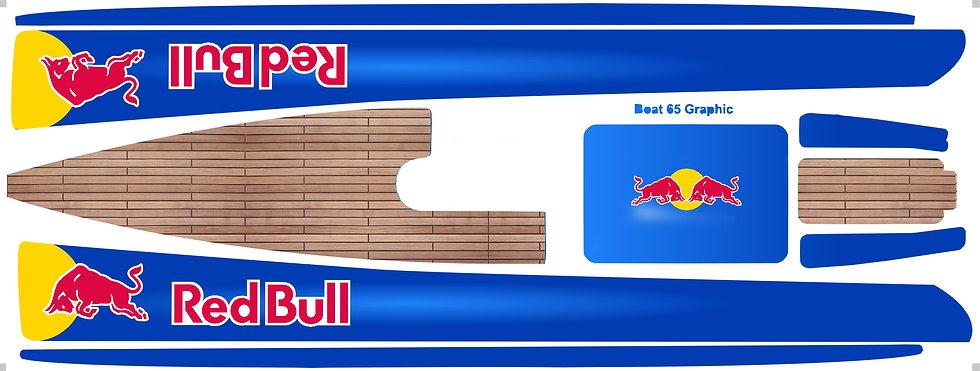 DF65 Red Bull #19