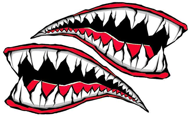DF95 Tiger Teeth