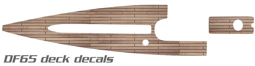 DF65 Vinyl Wood Deck