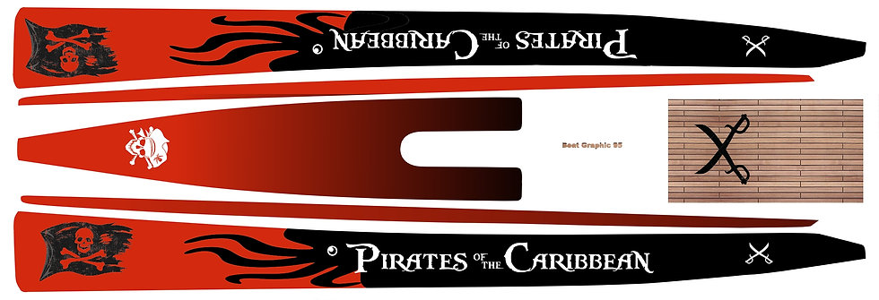 Pirates of the Caribbean for DF95 #23