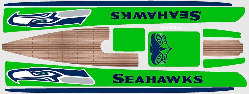 DF65 Seahawks #10