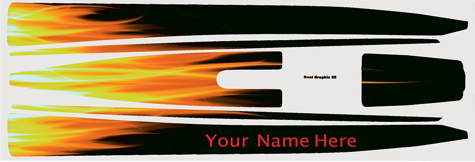 Flame with Name 95 # 34
