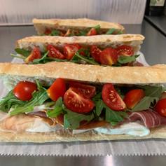 Proscuitto Sandwich