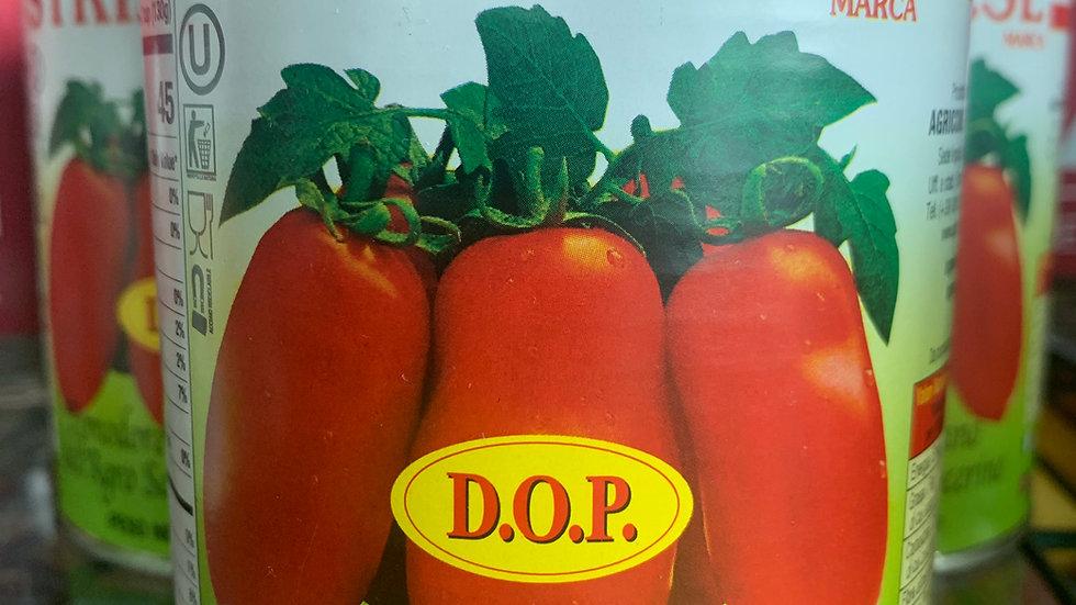 San Marzano Tomatoes/#10 Can