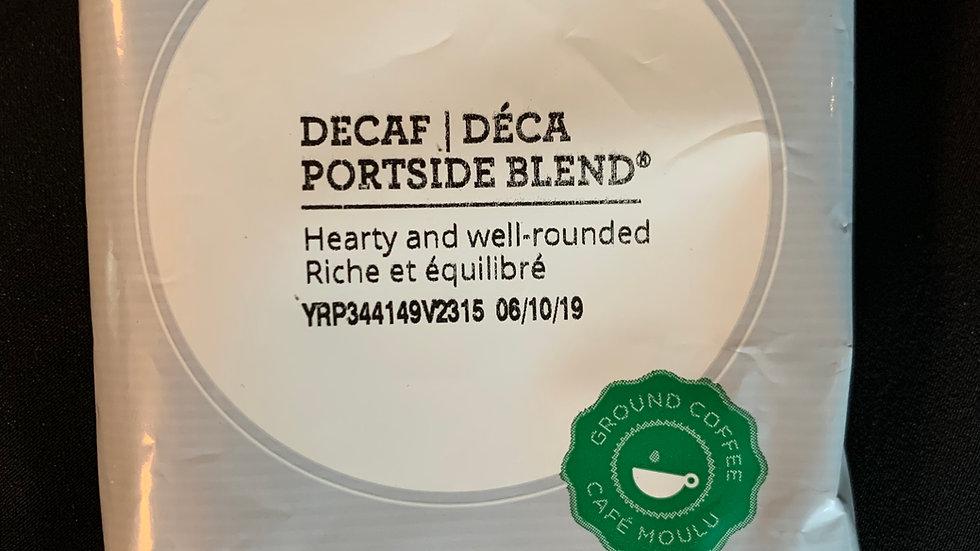 Ground Decaf Coffee/2oz bag