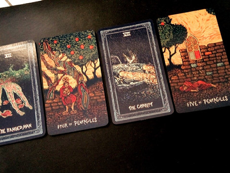 Journey with the Prisma Vision Tarot