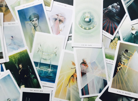 Fountain Tarot : What is your spirit ?