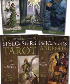 Modern Spellcaster's Tarot : What is your spirit ?