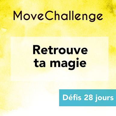 MoveChallenge 28 jours - Magie