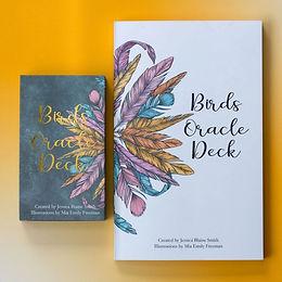 Birds Oracle Deck
