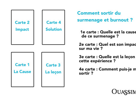 Comment faire face au burnout avec le Tarot