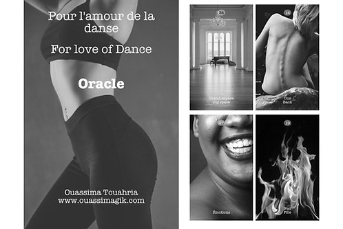 Oracle For Love Of dance PDF Par amour pour la dance + Workshop