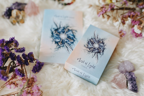 Nest of Light - Oracle Deck to harmonize your vibrations