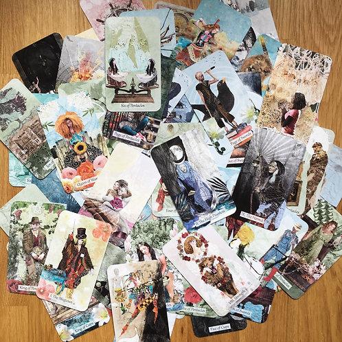Textured Tarot