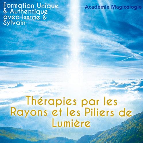 Formation - Thérapie par les Rayons et les Piliers de Lumière