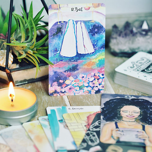 MY QUALITY TIME SELF-CARE ACTIVITY DECK 2ND EDITION