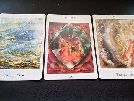Journey with the Margarete Petersen Tarot