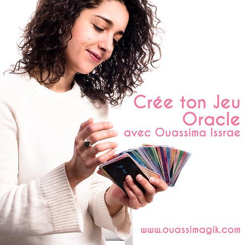 Crée ton Jeu Oracle avec Ouassima