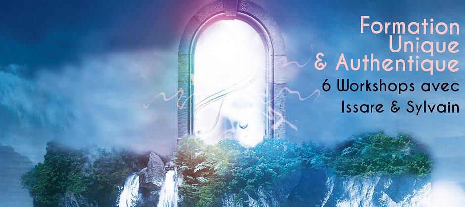 Canalisation et Portes dimensionnelles - Formation d'ambassadeurs cosmiques