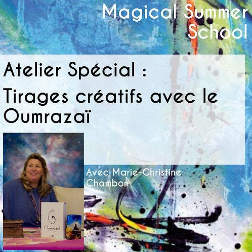 Tirages Créatifs: Session spéciale