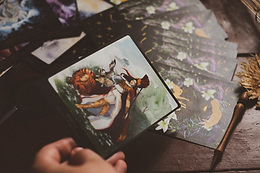 Become an Oracle, a Guide to Divine Connection Cards + Workshop