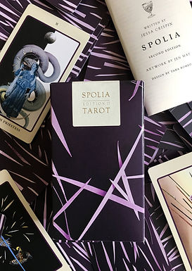 The Spolia Tarot