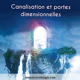 2 Canalisation et portes dimensionnelles
