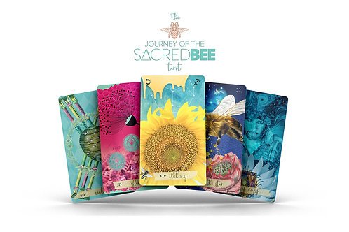 JOURNEY OF THE SACRED BEE TAROT