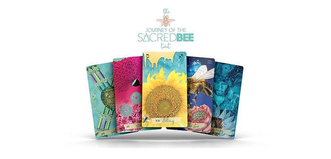 JOURNEY OF THE SACRED BEE TAROT