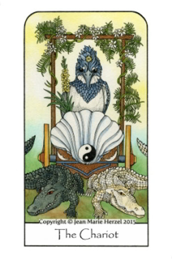 Nature Spirit Tarot deck : Encounters With Nature and the Journey of the Soul