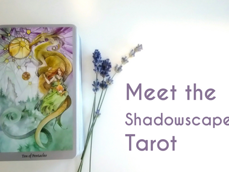 Shadowscapes Tarot : What is your spirit ?